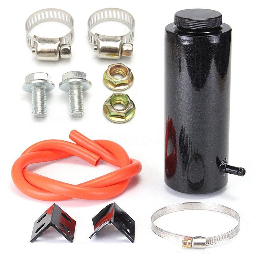 800ml Catch Tank Aluminum Car Accessories Capture Universal Overflow Reservoir Coolant Radiator Tool Breathable Bottle Expansion