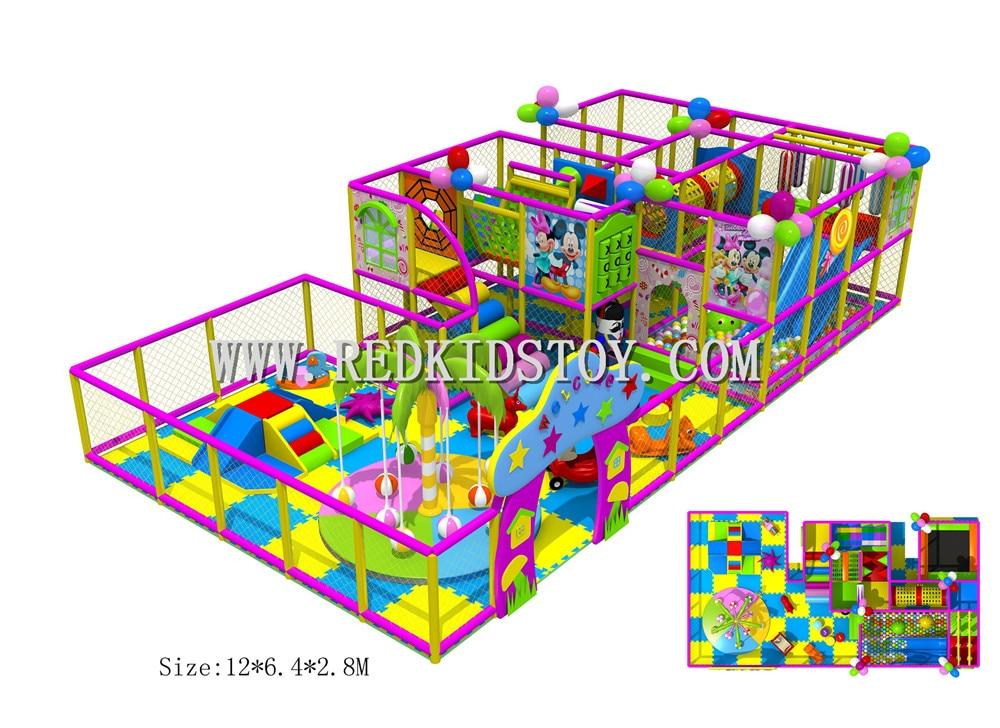Online buy wholesale indoor playground equipment from for Indoor gym equipment for preschool
