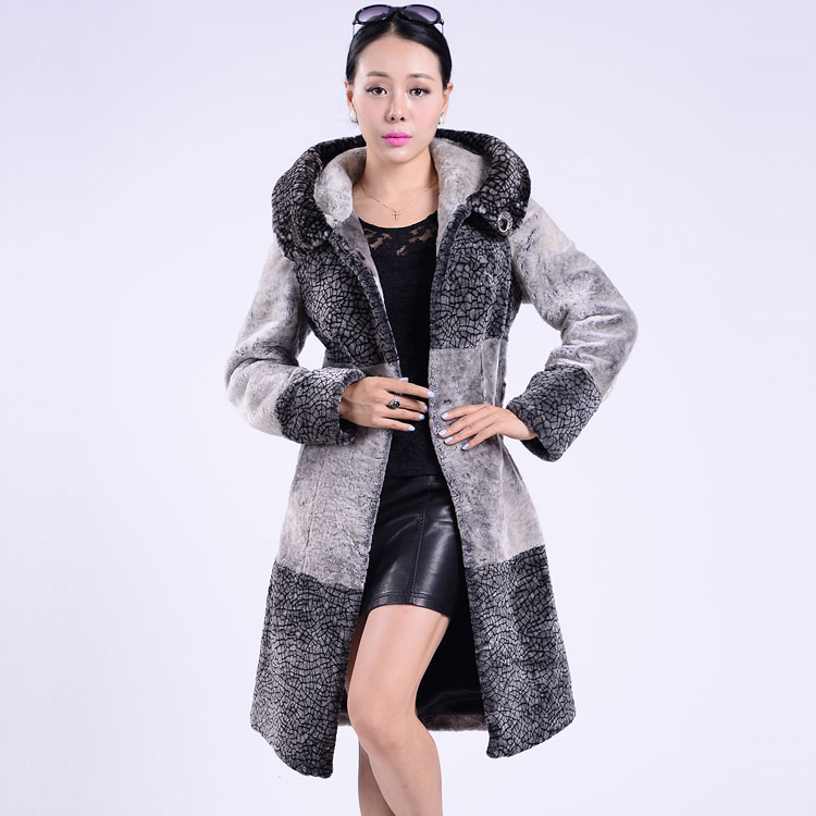 Online Get Cheap Sheepskin Hood Coat -Aliexpress.com | Alibaba Group
