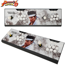 купить Family Professional classic video games Pandora's Box 6,game console with multi games 1300 in 1 board онлайн