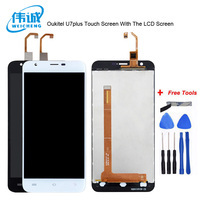 WEICHENG For Oukitel U7 Plus U7 Max LCD Display+Touch Screen Digitizer Assembly Android 7.0 For U7 Plus