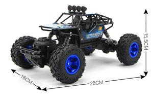 Image 5 - 1:12 1:16 RC Car 4WD 4x4 2.4G Bigfoot Remote Control Model Buggy Off Road Vehicle climbing Trucks toys For Boys Kids Gift jeeps
