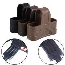 5 pieces/lot ,9MM NATO 5.56 rubber cage Loops Fast Mag for M4/M16/MP5 Magazine Assist,Black,DE,Green Free shipping