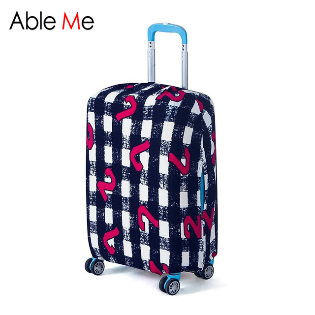 Travel Accessories For Trolley Luggage Suitcase Covers Proof-Dust Protective Case Luggage 3 Size New Arrival Travel Storage
