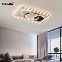 Led deckenleuchte Für Wohnzimmer Esszimmer Schlafzimmer Lüster Led Decke Lampe lampara deco techo Leuchten-in Deckenleuchten aus Licht & Beleuchtung bei