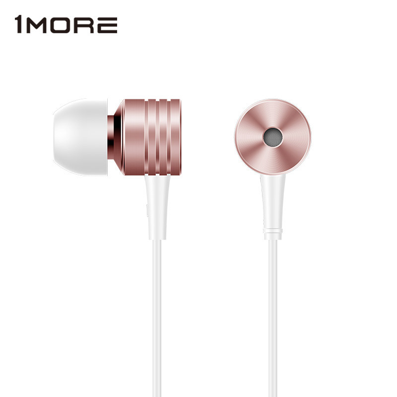 1More E1003 Piston Classic In-Ear Earphone (Xiaomi Piston 2 Upgrade) Bass HIFI Earphones Earbuds for Apple iOS and Android Phone
