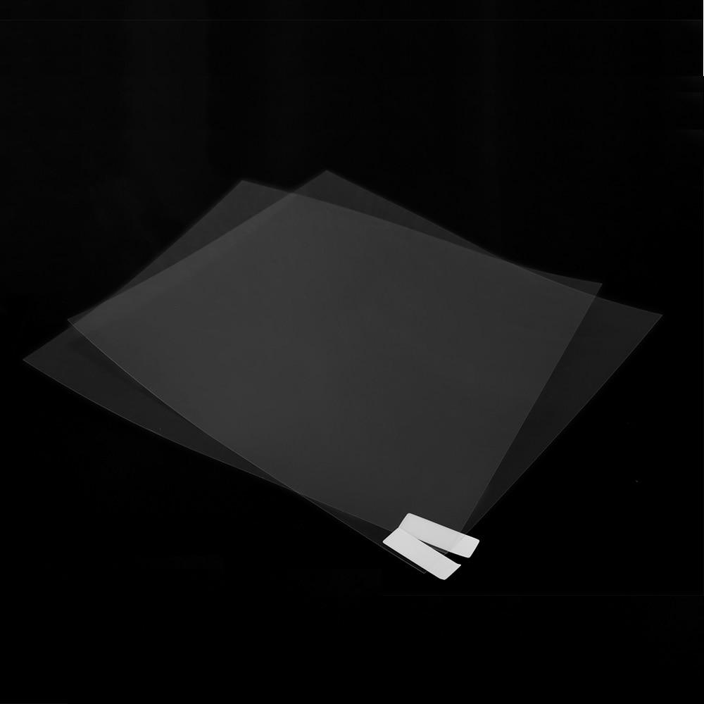 Автомобильное Зеркало окно прозрачная пленка анти-туман заднего вида зеркальная защитная пленка Водонепроницаемый автомобиля Стикеры 2 шт./компл