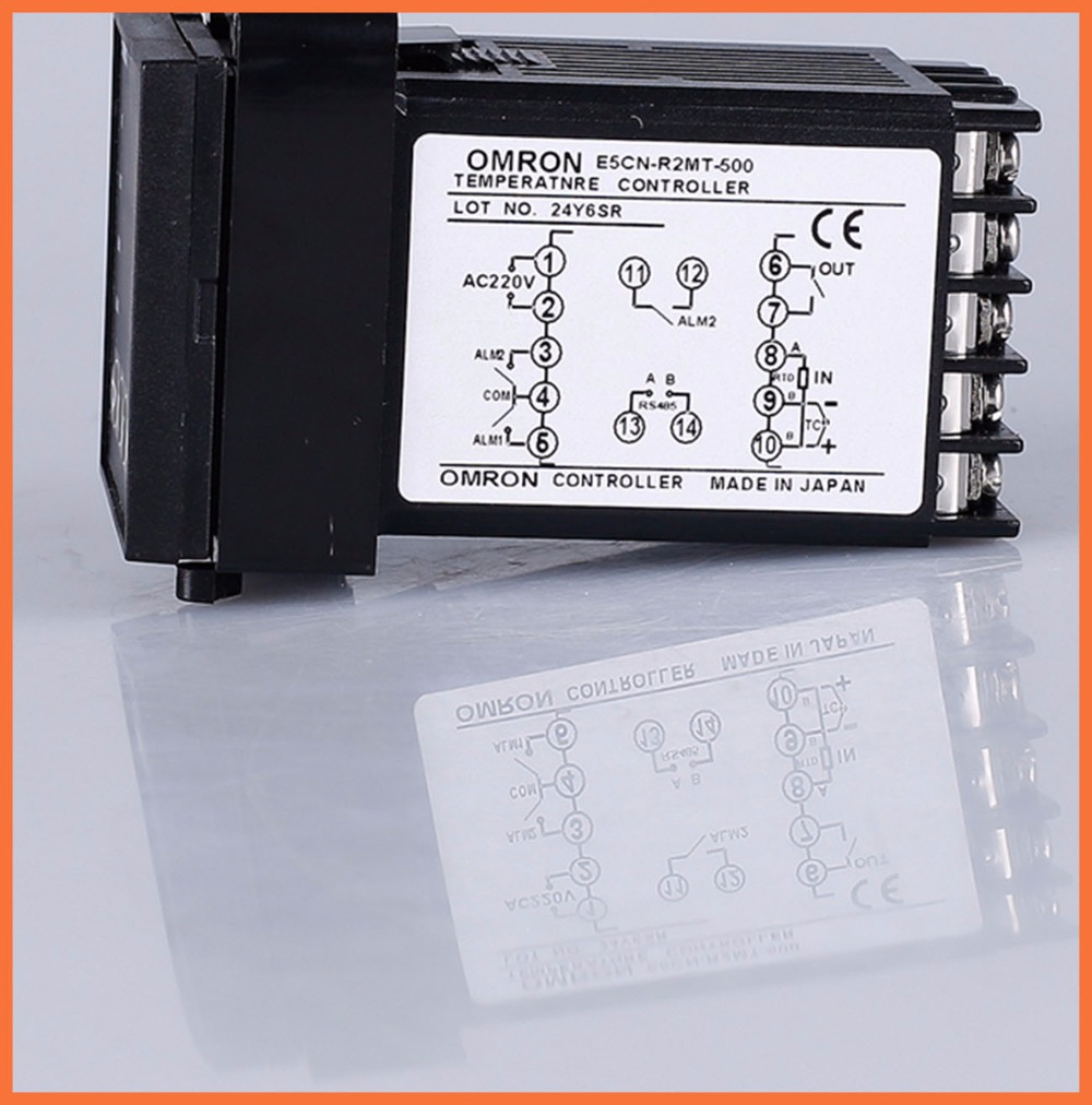 где купить New Temperature Controller E5CN-R2MT-500 100-240V AC E5CNR2MT500 tool parts дешево