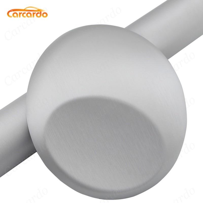 Carcardo 1,52mx50cm Алюмініевая шчотка - Знешнія аўтамабільныя аксэсуары - Фота 4