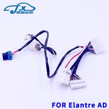 FÜR 2016 Elantre AD automatische klimaanlage umwandlung linie Manuelle klimaanlage refit automatische airAUTO