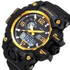 Men's Digital Quartz Sport Watches Mountaineering Waterproof Electronic Watches Men Digital Watch Waterproof Clock Y10K4