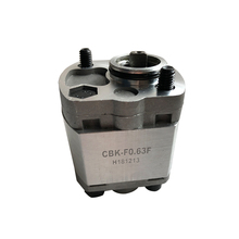 Hydraulic gear oil pump CBK-D0.63F CBK-D2.1F  CBK-D2.6F high pressure pump 20Mpa anticlockwise dean e09 5 cbk
