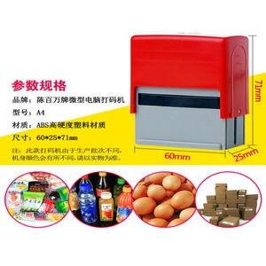 Номер экспирации принтер производственная Дата код кодирования инструменты ручной лот МАРКА печатная машина принтер металлическая деревянная бутылка