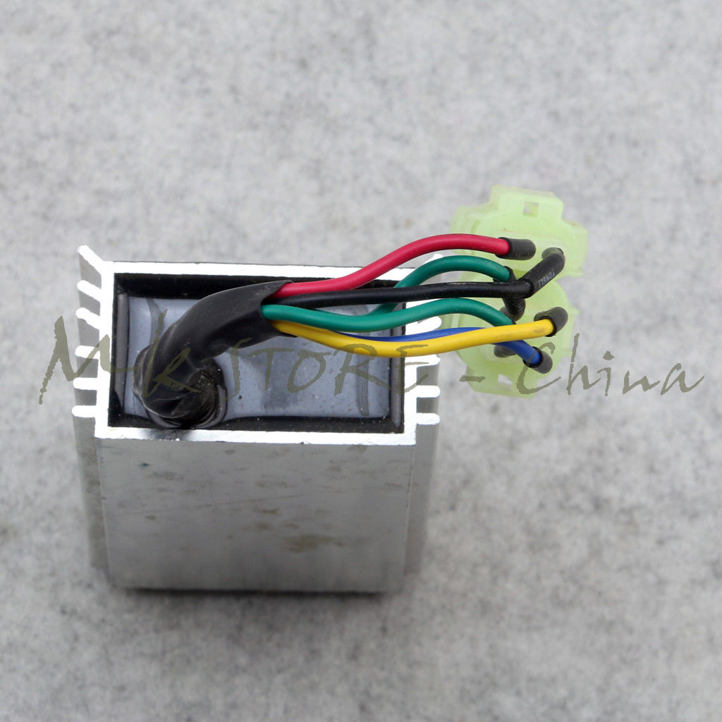 High Performance 6 Pin Ac Ignition Posh Cdi 150cc For Gy6 Scooter Wiring Harness Feature