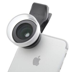 Image 2 - SiRui cep telefonu makro lens için iphone/Huawei/OPPO ve diğer cep telefonları için evrensel kamera HD harici kamera lens