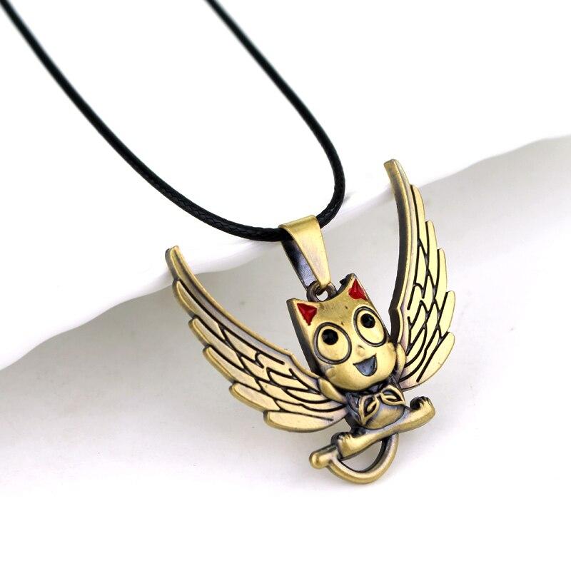Бесплатная доставка. Сказочное металлическое ожерелье по мотивам японского аниме.