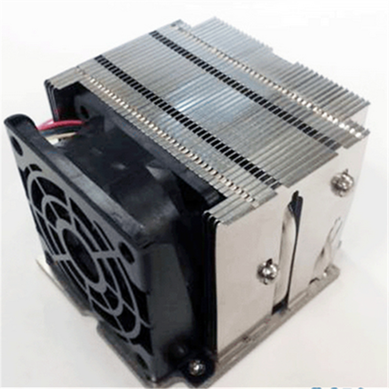 SNK-P0048AP4 Passive Heat Sink (snkp0048ap4) 2U For Intel <font><b>Socket</b></font> LGA <font><b>2011</b></font> Narrow Active Heatsink CPU <font><b>Cooler</b></font> X10DAI X10DAL-I Fan image