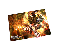 Attack on Titan mouse pad Professional gaming mouse pad laptop large mousepad notbook computer pad to mouse gamer play mat