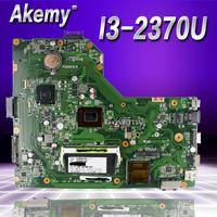 Akemy For ASUS X54C K54C Laptop motherboard hm65 REV.3.0 With I3 2370U test good|Motherboards|   -
