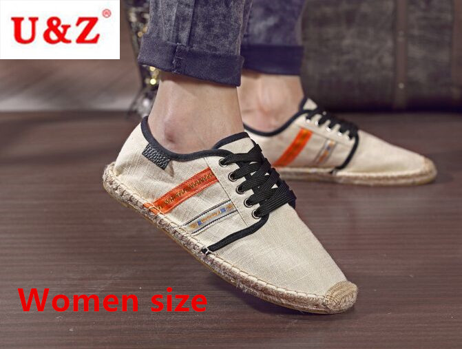 ФОТО 2016 Nautical women Lace up Canvas Espadrilles Shoes,Spring Summer Fashion blue white Stripe Cloth flats breathable Casual shoes