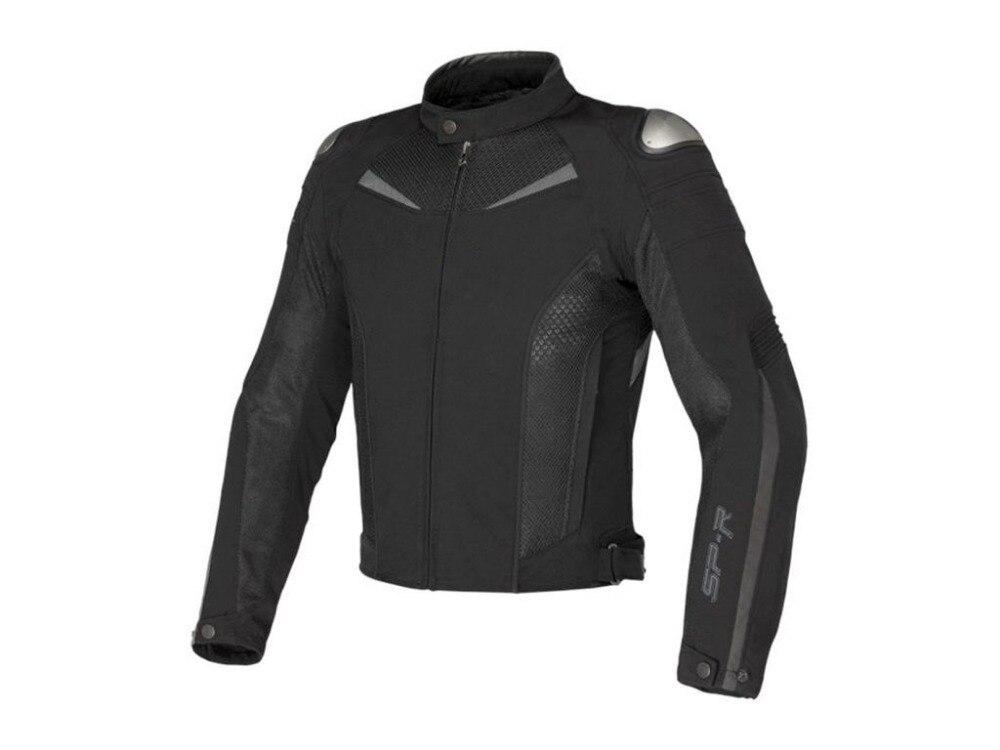 все цены на Free Shipping 5 Colors 2016 edition Dain Super Speed Tex Men's Textile Jacket sporty motorcycle jacket MotoGP Racing jacket