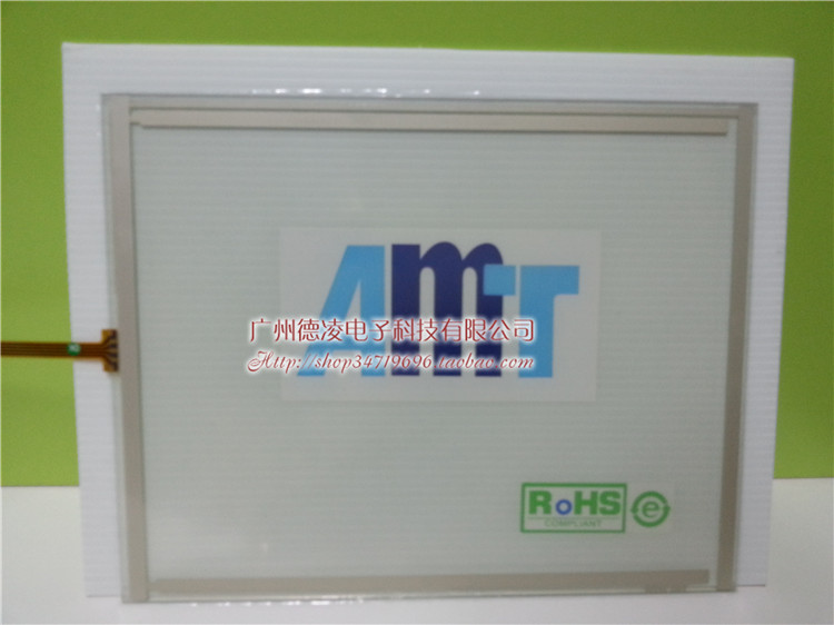 10.4 Inch 4wire AMT98439 AMT-98439 Touch Screen Panel Digitizer Glass 9 inch touch screen gt90bh8016 mf 289 090f dh 0902a1 fpc03 02 ffpc lz1001090v02 hxs ydt1143 a1tablet digitizer glass panel