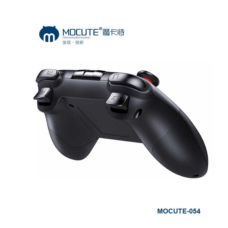MOCUTE 054 Wireless Gamepad Bluetooth Gmae Controller Joystick Für Android/iSO Handys Mini Gamepad Für Tablet PC VR box gläser
