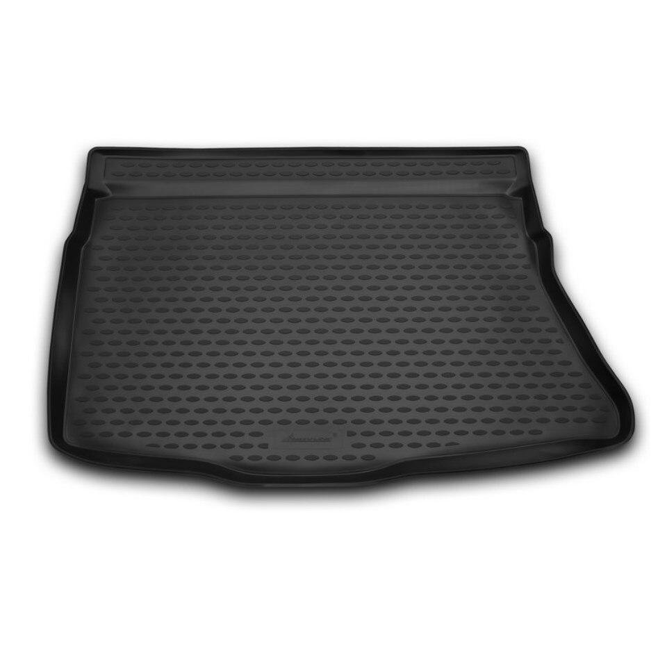 For Kia Ceed 5D Hatchback 2013-2017 Lux equipment car trunk mat Element NLC2545B11