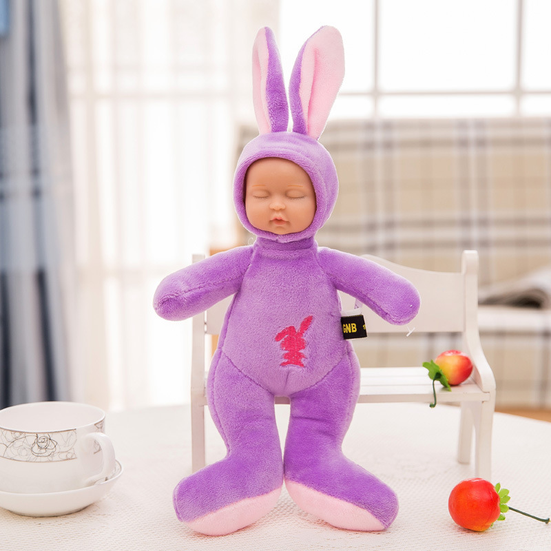 Stuffed e Plush Animais babies 5 colors doll reborn^ Tipo de Ítem : Animals
