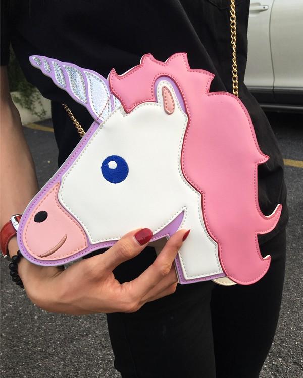 HTB1xa1GLpXXXXa8aXXXq6xXFXXXF - Unicorn Handbag women Shoulder Bag Cute