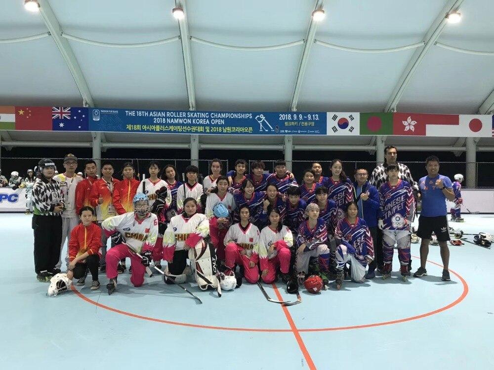 轮滑亚锦赛韩国-5
