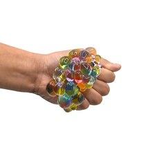 Rainbow Anti Stress Squeeze Ball