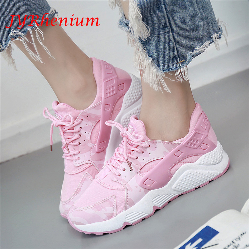 JYRhenium 2018 Brand Newest Spring Running Shoes For Outdoor Comfortable Women font b Sneakers b font