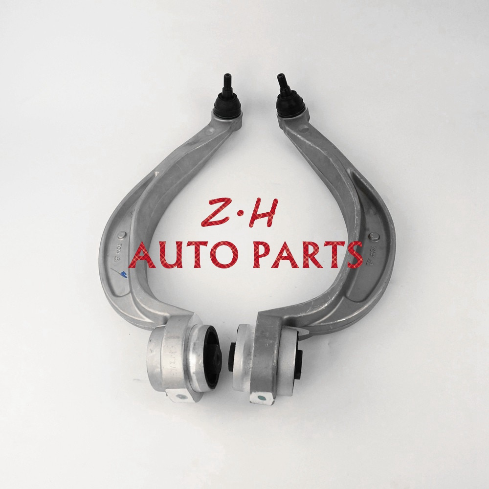 NEW Front Left & Right Side Rearward Lower Control Arm w/Ball Joint Passenger For Audi A ...