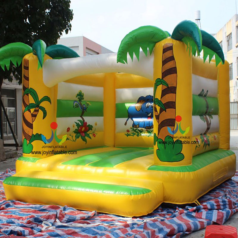 5X5 5M Inflatable Jump font b Bouncer b font Castle Portable Funny Indoor Playground For Kids
