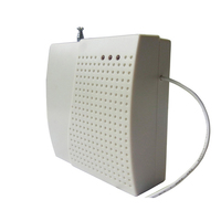 433MHz Wireless GSM Repeater Signal Amplifier RF Signal Booster for Wireless Alarm Code Panel and GSM Alarm System RPT3000