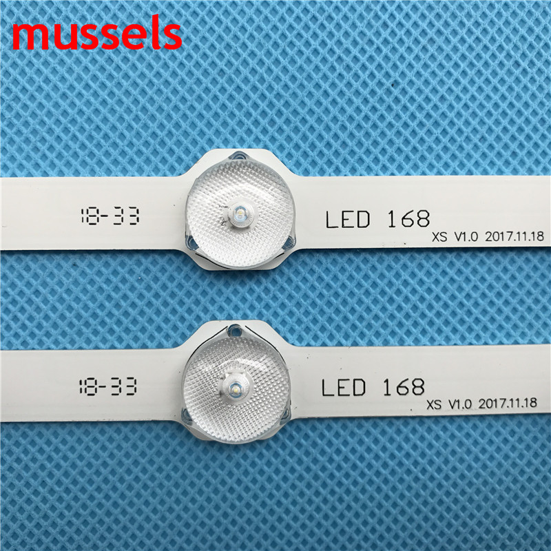 """Image 4 - LED Backlight strip For Samsung 32"""" TV 12 lamp D3GE 320SM1 R2 LM41 00001S BN96 28763A LM41 00001R 2013SVS32 BN96 35204A New 2pcs-in Industrial Computer & Accessories from Computer & Office"""