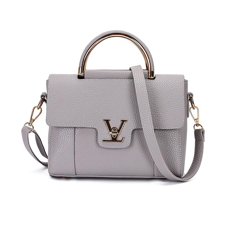 Aleta V de lujo de las mujeres del cuero del bolso de embrague señora marca Bolsos Mujer Messenger bolsos una mujer principal famoso totalizador bolsa Freya Safi