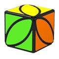Nova Chegada Mofangge QiYi Cubo A Torcer Pela Primeira Vez Cubos de Folha de Hera Linha do Enigma do Cubo Mágico Brinquedos Educativos cubo magico