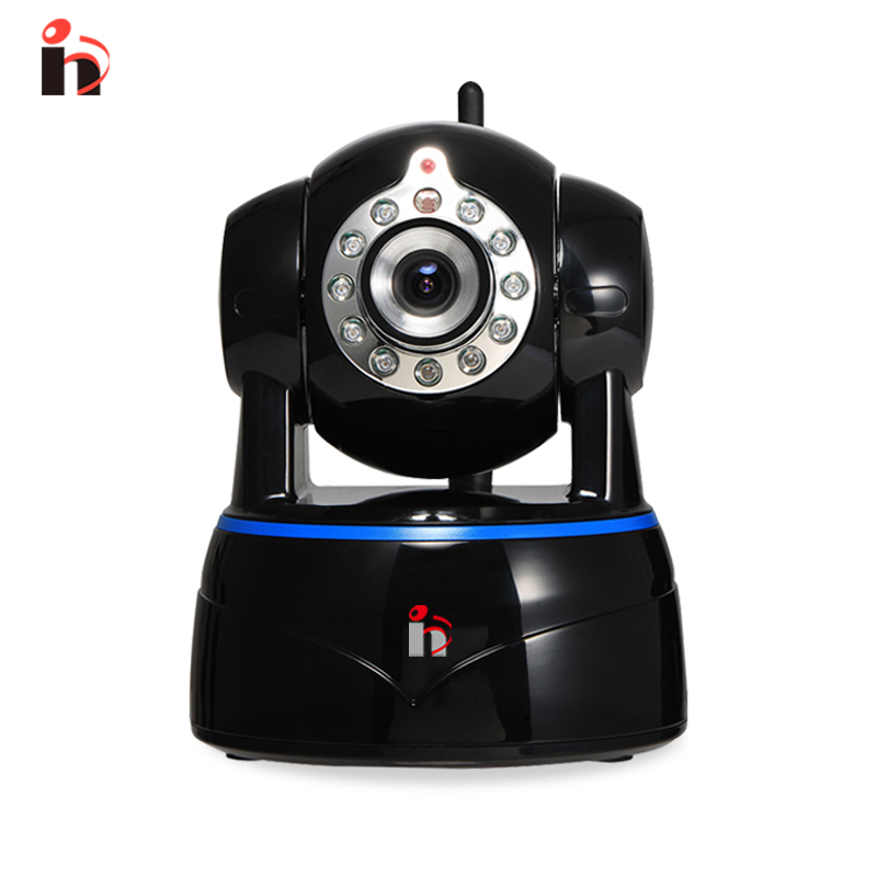 H Free Shipping HD 1080P Wifi IP Camera P2P Wireless PTZ ...
