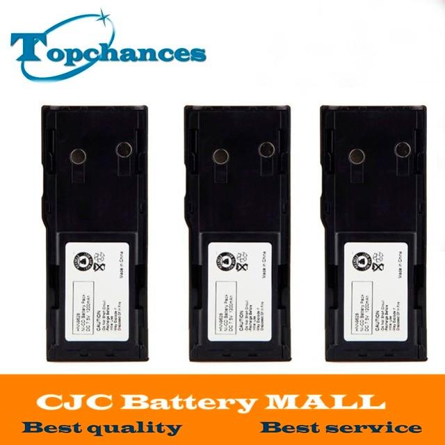 3 шт. 1200 мАч ni-cd hnn9628 hnn9628a Батарея для Motorola GP-300 ptx600, mtx638 lcs2000 lts2000