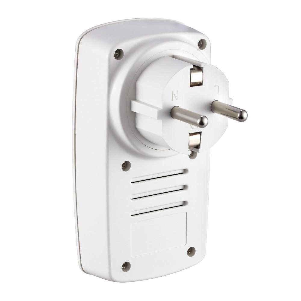 1PC G90B Plus APP Control Smart Wireless Socket EU/AU/US/UK Adapter Switch Plug Outlet for G90B Plus Wifi GSM Alarm System
