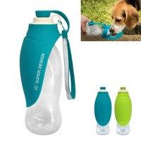 650 ML Dog Water Drinking Bottle Bowl Portable Pet Water Dispenser Cat Puppy Feeding Bottle For