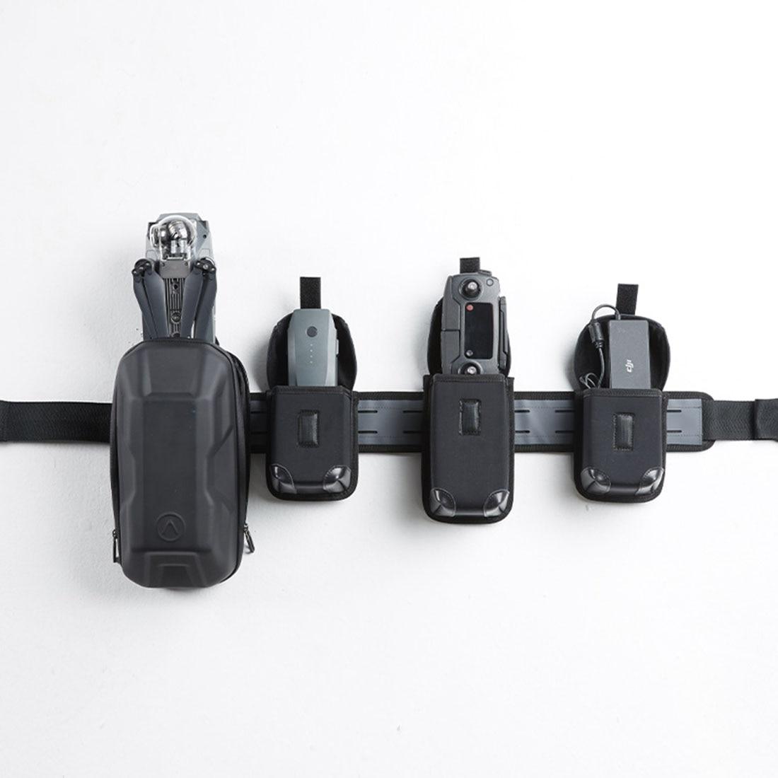 Professional Storage Bag Battery Remote Control Part Waist Bag Single Shoulder Bag for DJI Mavic Pro