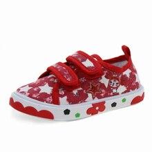 chaussures pour bébé Respirant Chaussures Filles Mode 5-8 ans chaussures de toile Taille 26-31