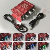 Arcade Game MA 170 12V 2 Channels LED Mini HIFI Stereo Amplifier For Arcade JAMMA MAME