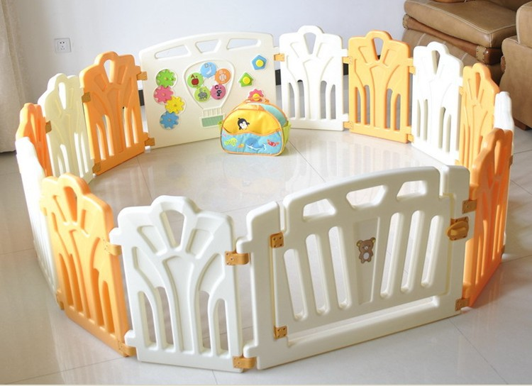 Color Baby Safety Fence Child Game Fence Playpen Customer Service In