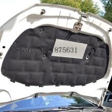 thermal insulation cotton sound insulation cotton heat insulation pad  For Volkswagen  POLO  Hatchback 2011--2018