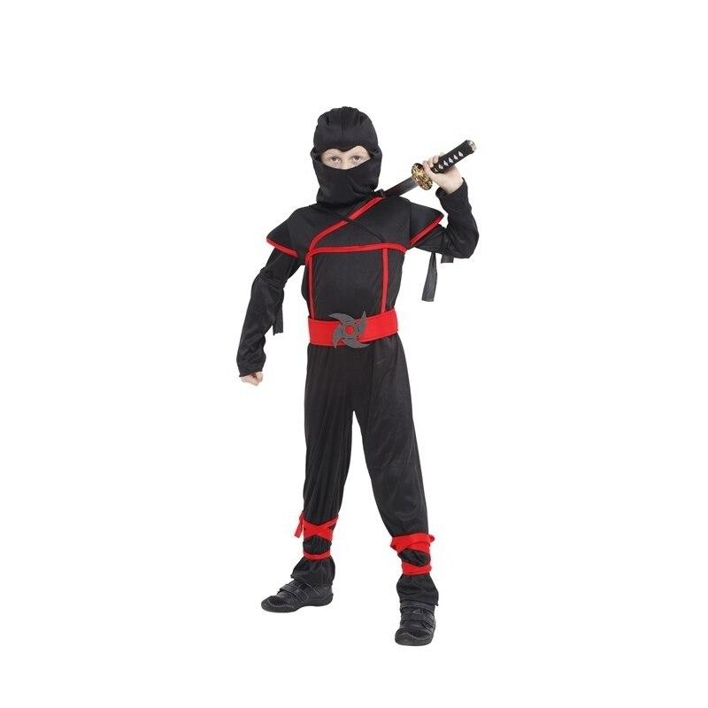 anime ninja costumes girls halloween costume for kids kids cosplay carnaval fancy dress clothes Christmas boys child children