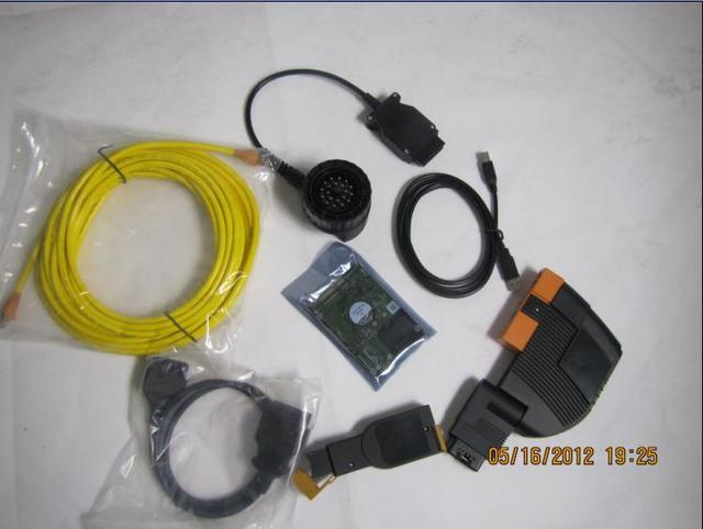 Promotion--2012 Professional Icom abc diagnostic scanner tool ICOM ABC ISTA/D 2.37.3 ISTA/P 50.4